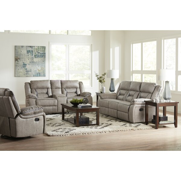 Acropolis Reclining Configurable Living Room Set by Winston Porter