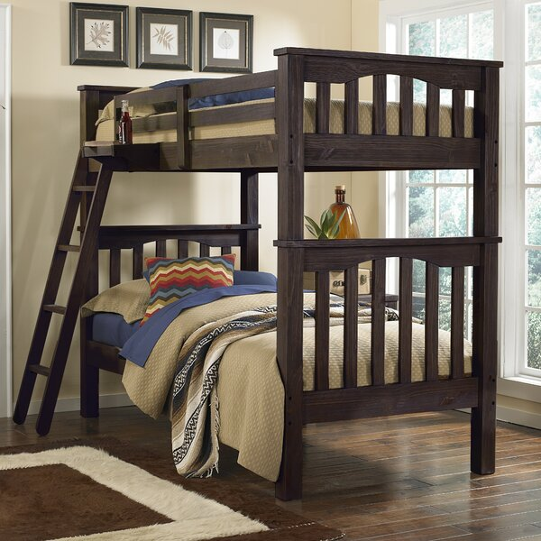 Bedlington Bunk Bed with Drawers by Greyleigh