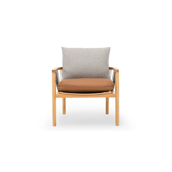 Wilfong Crosshatch Armchair by Foundry Select Foundry Select