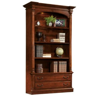 Caylee Standard Bookcase Darby Home Co