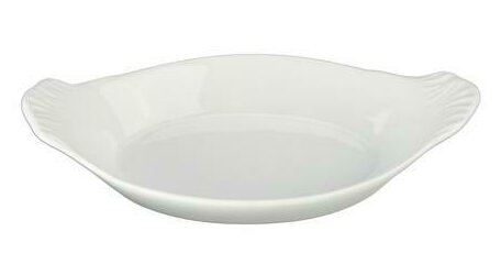 10 Oz. Oval Au Gratin Baking Dish (Set of 4) by BIA Cordon Bleu