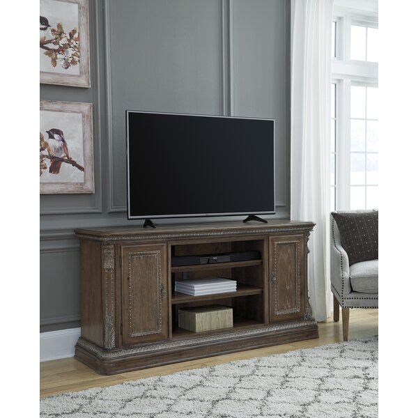 Review Ouzts TV Stand For TVs Up To 78