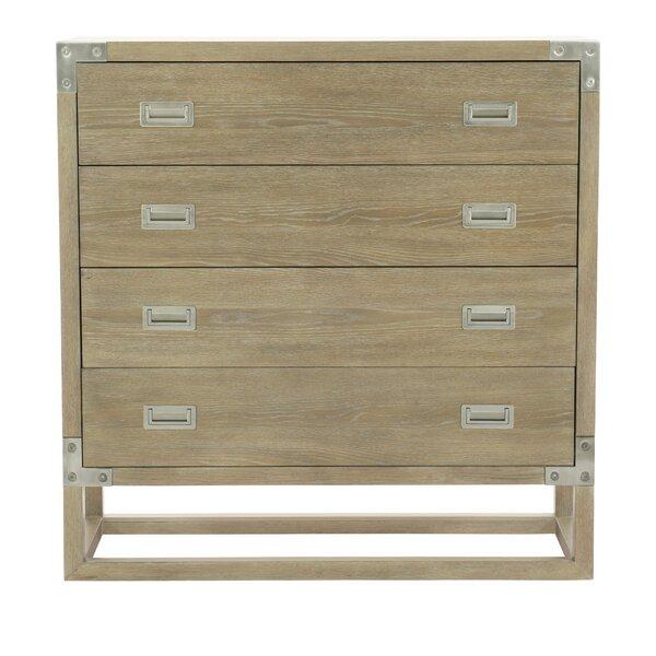 Interiors Spaulding 4 Drawers Standard Dresser by Bernhardt