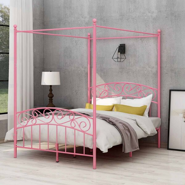 Mcdonough Canopy Bed by Rosalind Wheeler