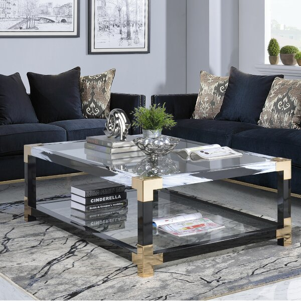 Hymel Coffee Table By Mercer41