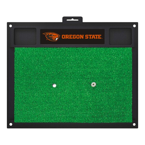 NCAA Oregon State University Golf Hitting Mat by FANMATS