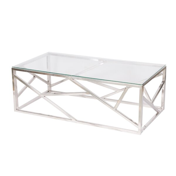 Oliverson Coffee Table by Orren Ellis