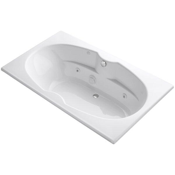 Proflex 72 x 42 Whirlpool Bathtub by Kohler