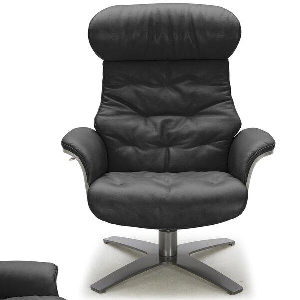 Dakota Swivel Lounge Chair By Corrigan Studio