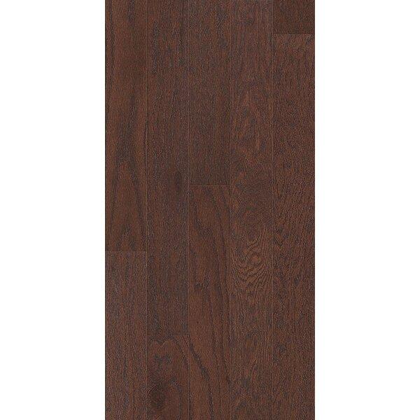 0.38 x 1.5 x 78 Oak Reducer in Coffee Bean by Shaw Floors