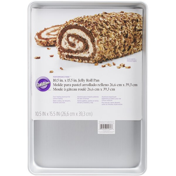 Jelly Roll Pan by Wilton