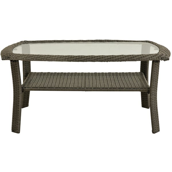 Monticello Coffee Table by Highland Dunes