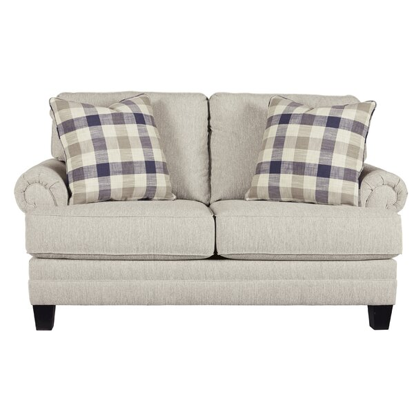 Nystrom Loveseat By Charlton Home