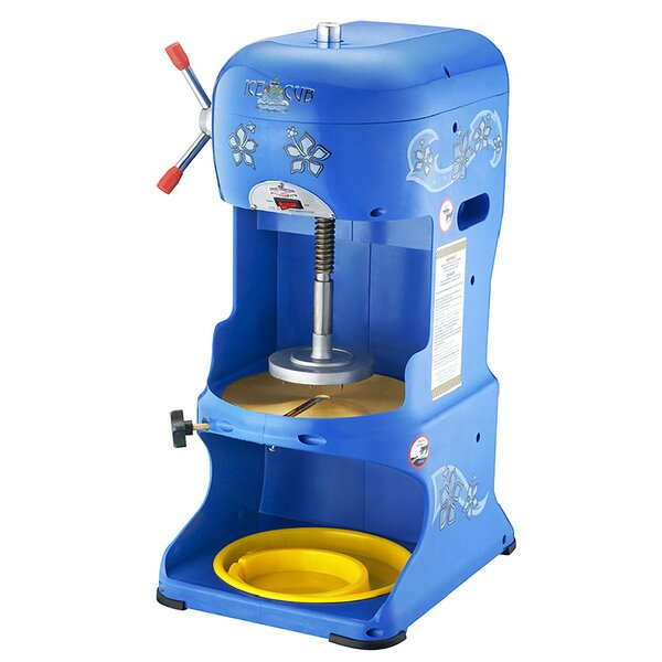 Ice Cube Shaver Machine by Great Northern Popcorn