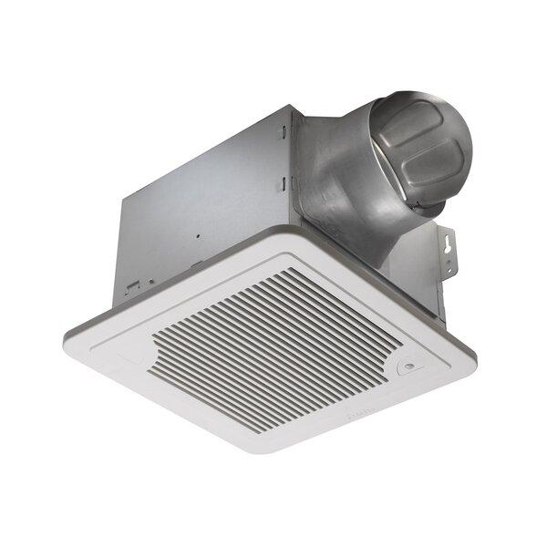 BreezSmart 130 CFM Energy Star Bathroom Fan with Motion Sensor by Delta Breez