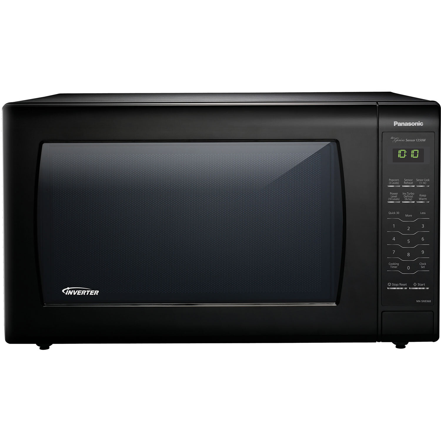 Panasonic Genius Sensor Microwave With Inverter Technology