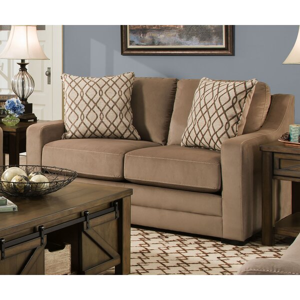 Tremont Loveseat by Simmons Upholstery by Darby Home Co