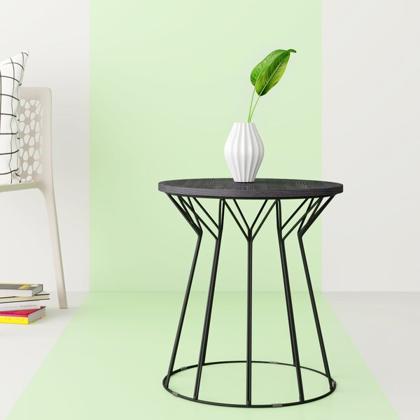 Alysia Frame End Table By Hashtag Home