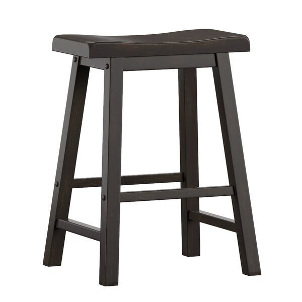 Sharman 24 Bar Stool (Set of 2) by Three Posts