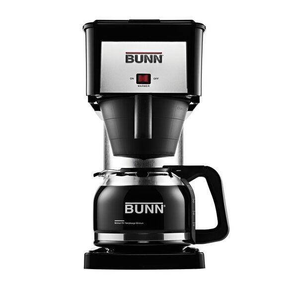 BX Velocity Brew 10-Cup Home Brewer by Bunn