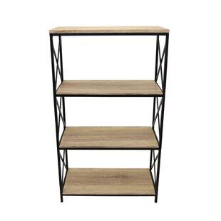 Kimura Shelf Etagere Bookcase Alcott Hill
