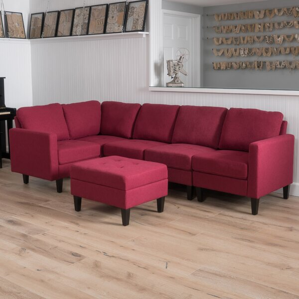 Eastbrook Modular Sectional by Red Barrel Studio
