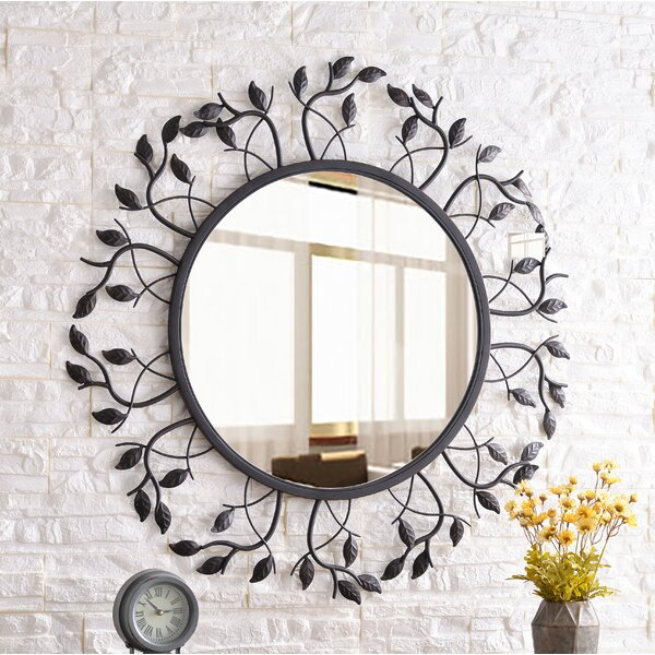 Forloney Accent Mirror by Red Barrel Studio