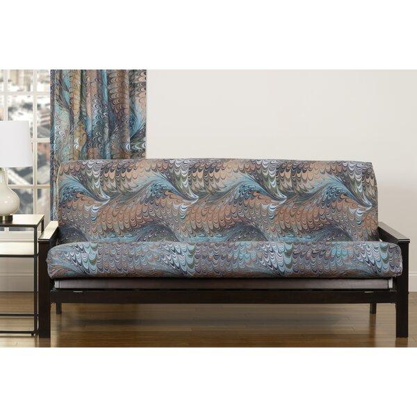 Alluvium Box Cushion Futon Slipcover By Wrought Studio