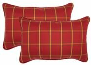 Gorbold Outdoor Lumbar Pillow (Set of 2) by August Grove