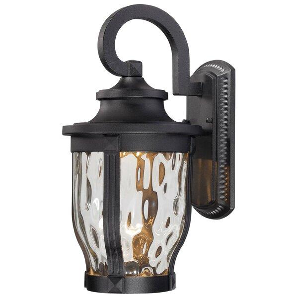 Urbanski 1-Light Outdoor Wall Lantern by Charlton Home