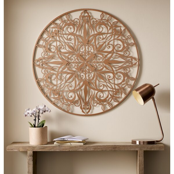 Metal Wall Décor by Bungalow Rose