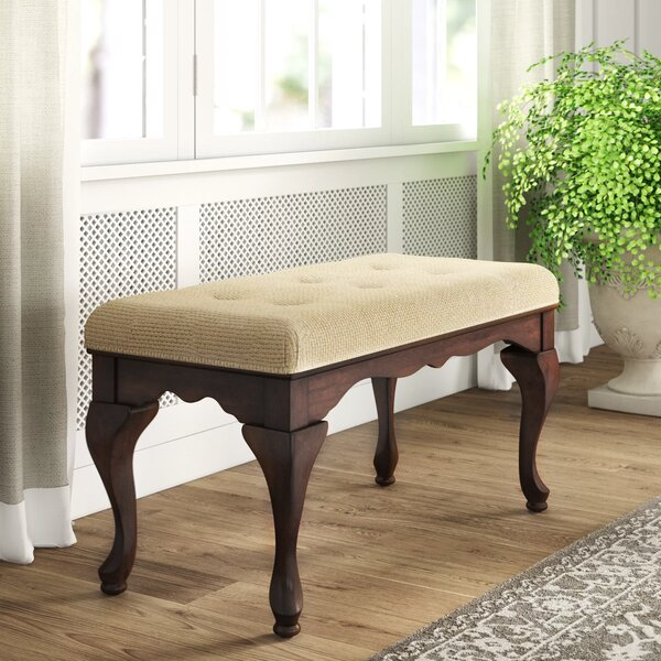 Bedsworth Wood Bench by Astoria Grand Astoria Grand