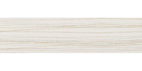 Thread 12 x 3 Porcelain Bullnose Tile Trim in Ivory by Emser Tile
