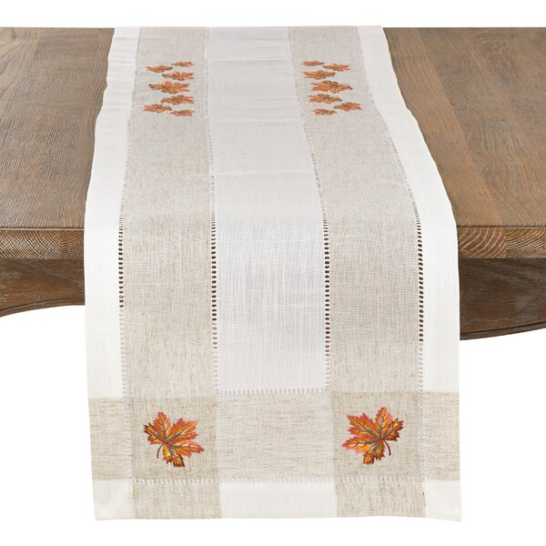 Osiris Autumn Table Runner by The Holiday Aisle