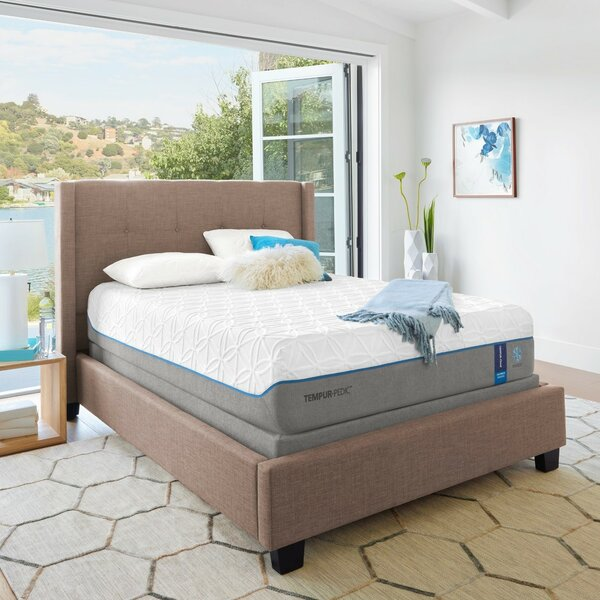 Cloud Luxe Breeze 13'' Ultra Plush Memory Foam Mattress with Ergo Adjustable Foundation by Tempur-Pedic
