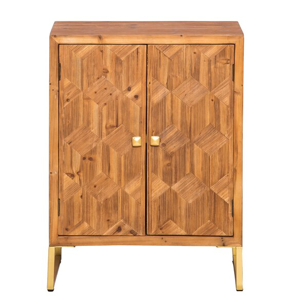 Kluesner 2 Door Accent Cabinet by Union Rustic Union Rustic
