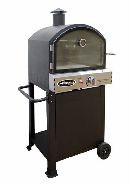Trolly Pizza Propane Oven by AZ Patio Heaters