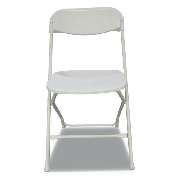 Economy Resin Folding Chair by Alera®
