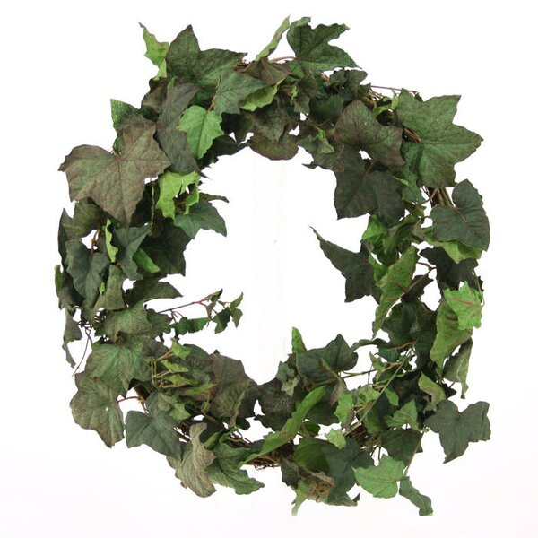 DIY Foliage Artificial Ivy Wreath by Distinctive Designs