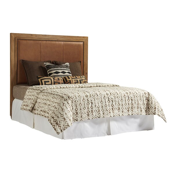 Los Altos Upholstered Panel Headboard by Tommy Bahama Home