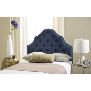 Prahl Upholstered Panel Headboard by One Allium Way