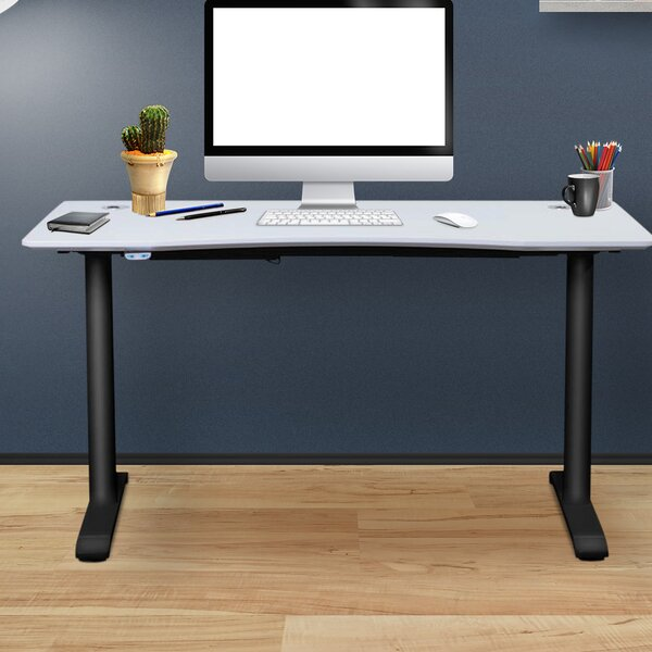 Sit-Stand Series Standing Desk by Haaken Furniture