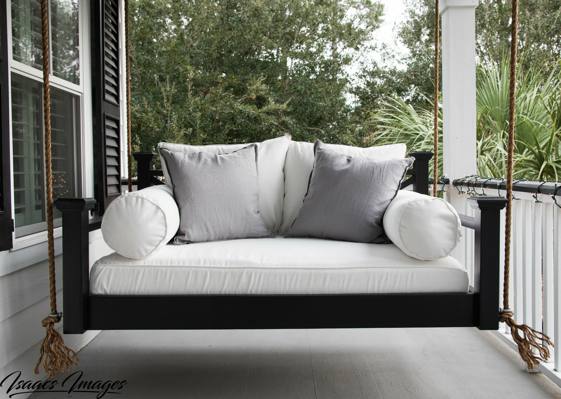 Melvin Porch Swing Bed