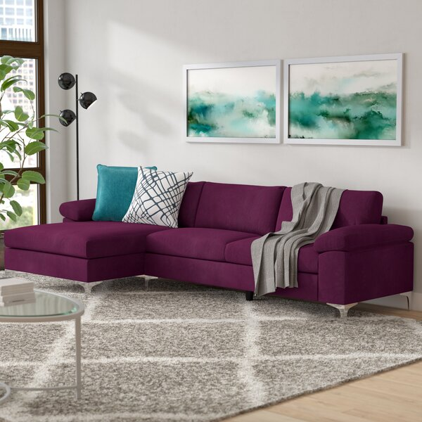 Remm Modern Sectional by Orren Ellis