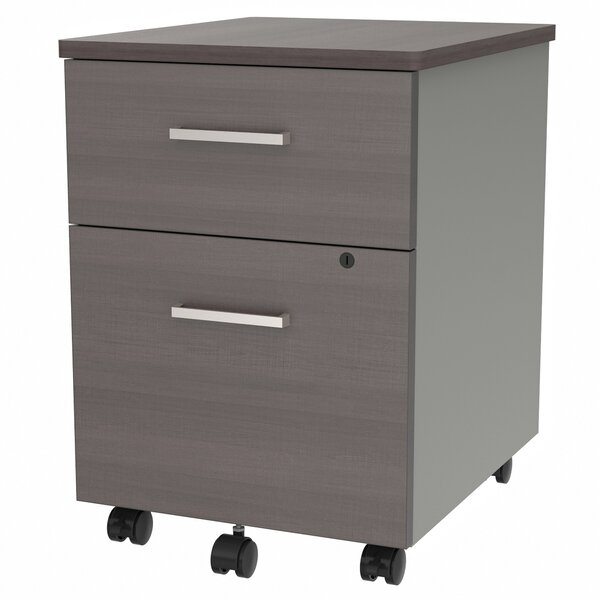 Stonesby 2-Drawer Vertical Filing Cabinet