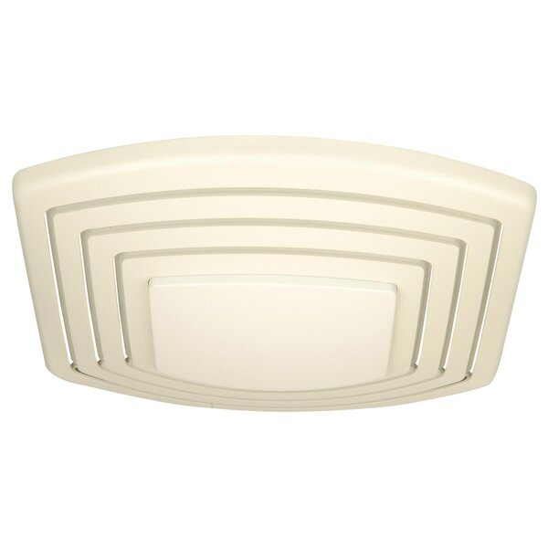 110 CFM Fresh - Air Silent Fanlight Bathroom Exhaust Fan by Craftmade