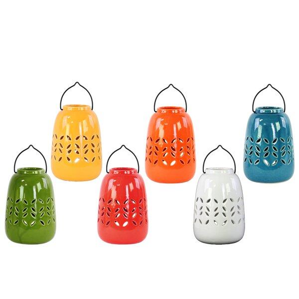 Ceramic Lantern (Set of 6) by Urban Trends