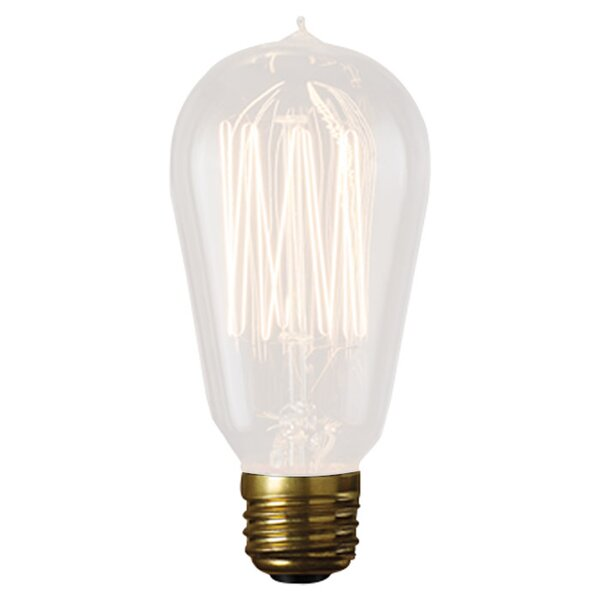 E26 Incandescent Tapered Light Bulb (Set of 4) by Birch Lane™