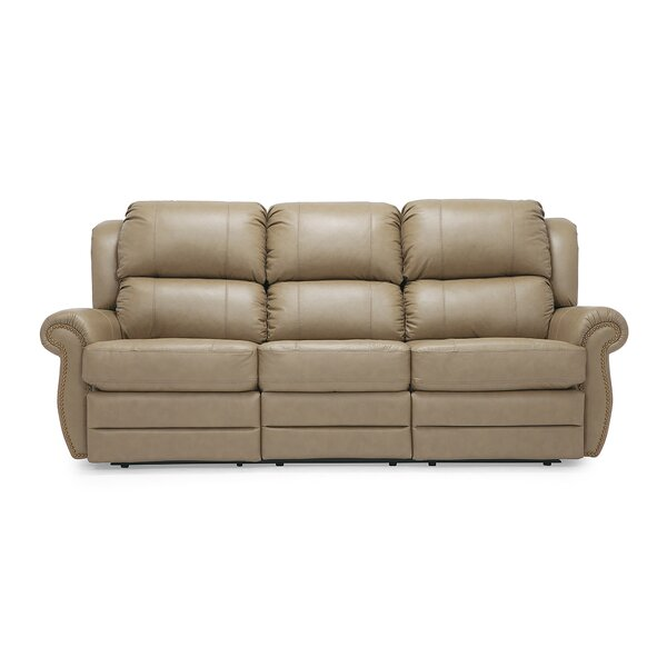 Get Valuable Michigan Reclining Sofa by Palliser Furniture by Palliser Furniture