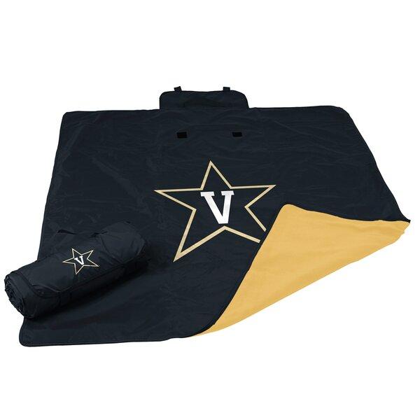 Vanderbilt All Weather Blanket by Logo Brands